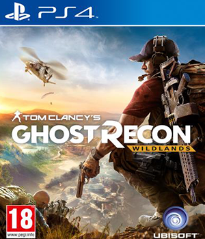 Tom Clancy's Ghost Recon Widlands PS4