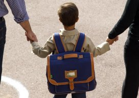 enfant ecole parents