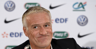 Qui est la grand absent de la liste de Deschamps