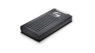 G-Drive mobile SSD R-Series 500 Go (G-Technology)