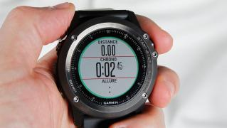 Fenix 3 HR (Garmin)