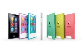 iPod nano 16 Go 2012 (Apple)