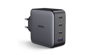 Chargeur rapide USB 100W 4 ports 40747 (Ugreen)