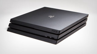 PlayStation 4 Pro (Sony Computer Entertainment)