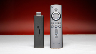 Fire TV Stick 4K (Amazon)
