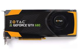 GeForce GTX 680 (Zotac)