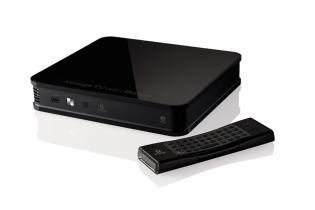 TV with Boxee (Iomega)