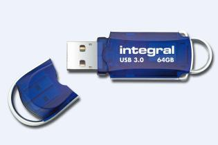 Courier V2 64 Go (Integral)