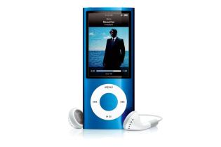 iPod nano 8 Go - 5G (Apple)
