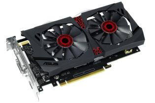 STRIX GeForce GTX 950 (STRIX-GTX950-DC2OC-2GD5-GAMING) (Asus)