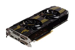 GeForce GTX 770 XLR8 OC PCI-E 2Go (PNY)