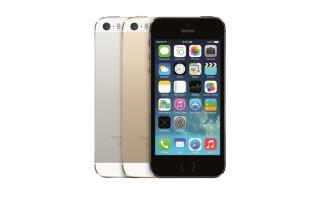 iPhone 5S 64 Go (Apple)