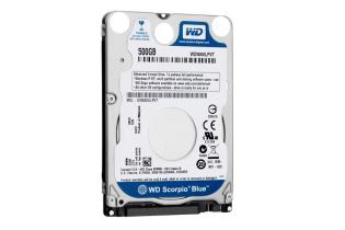 Scorpio Blue 7 mm (LPVT) (Western Digital)
