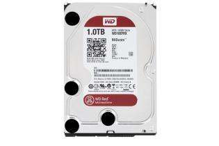 Western Digital Red 1 To (WD10EFRX) (Western Digital)