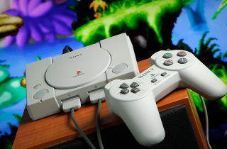 PlayStation Classic (Sony Computer Entertainment)