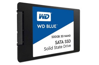 WD Blue 3D NAND 500 Go (Western Digital)