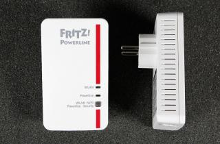FRITZ!Powerline 1240E WLAN Set (AVM)