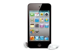 iPod touch 8 Go - Modèle 2010 (Apple)