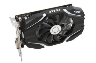GeForce GTX 1050 Ti 4G OC (MSI)