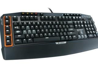 G710+ Mechanical Gaming Keyboard (Logitech)