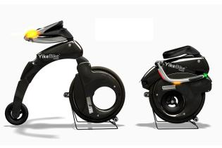 YikeBike Carbon (Skuitch Mobility)