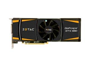 GeForce GTX 590 (Zotac)