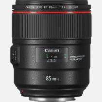 EF 85mm f/1.4L IS USM (Canon)