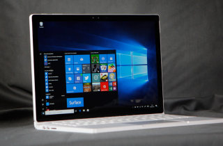 Surface Book 2017 (Microsoft)