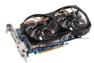 GeForce GTX 660 OverClocked (GV-N660OC-2GD) (Gigabyte)