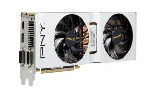 GeForce GTX 780 Ti 3GB XLR8 OC Pure Performances (PNY)