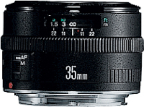 EF 35mm f/2.0 (Canon)