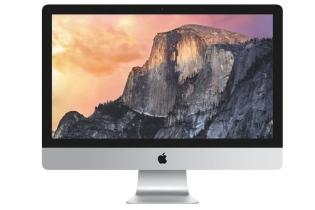 iMac 27 pouces Core i7 4 GHz Retina 5K (Apple)