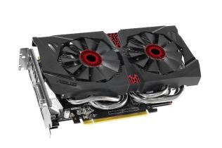 Strix GeForce GTX 960 (GTX960-DC2OC-2GD5) (Asus)