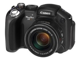 PowerShot S3 IS (Canon)