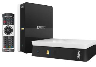 Emtec Movie Cube S120H WiFi - 500 Go