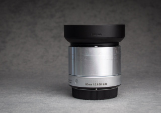 Sigma 60 mm ART F2.8 DN Micro 43