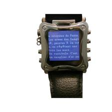 AGM-TEC Montre MP3/MP4 018A