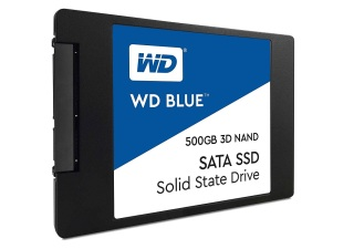 Western Digital WD Blue 3D NAND 500 Go
