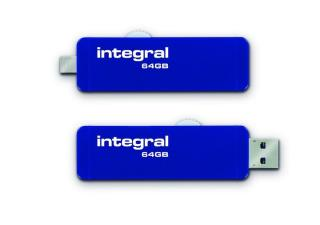 Integral Slide USB 3.0 OTG 64Go