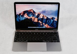 Apple MacBook 12 pouces Core m3 1,2 GHz
