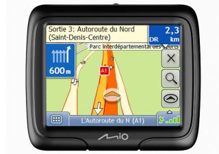 carte europe gps mio moov 200
