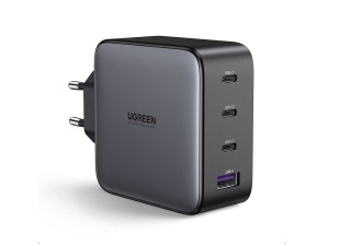 Ugreen Chargeur rapide USB 100W 4 ports 40747