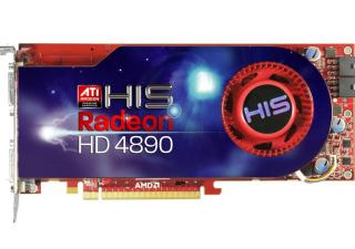 HIS Radeon HD 4890 - 1Go