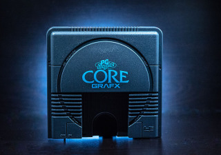 Konami PC Engine Core Grafx Mini