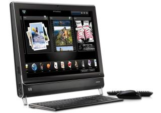 hp TouchSmart IQ842fr