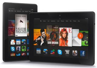 Amazon Kindle Fire HDX 8,9 pouces