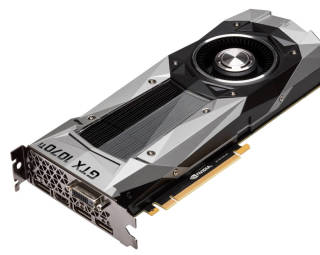 GeForce GTX 1070 Ti Founder's Edition (Nvidia)