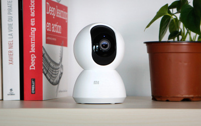 Xiaomi Mi Home Security Camera 360 1080P : le test complet