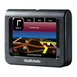 carte europe pour gps viamichelin