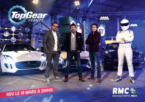 Top Gear France: Qui remportera le challenge RMC/BFMTV?